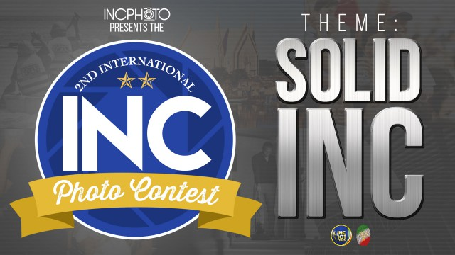 Join the 2nd International INC Photo Contest