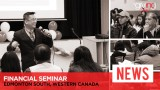 Free Financial Wellness Tips Shared with Edmonton Residents through INCGiving Educational Seminar