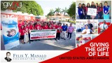 Giving the Gift of Life – FYM Foundation Sponsors Blood Donation & Bone Marrow Registry Drives